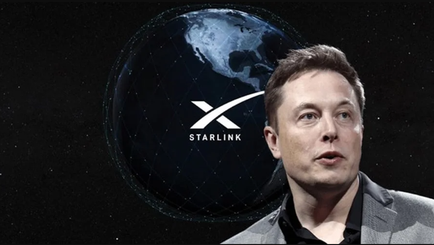 Starlink Project by Elon Musk