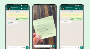 WhatsApp View once featue